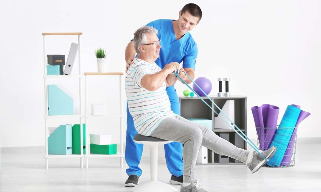 Home Physiotherapy in Dhaka Bangladesh
