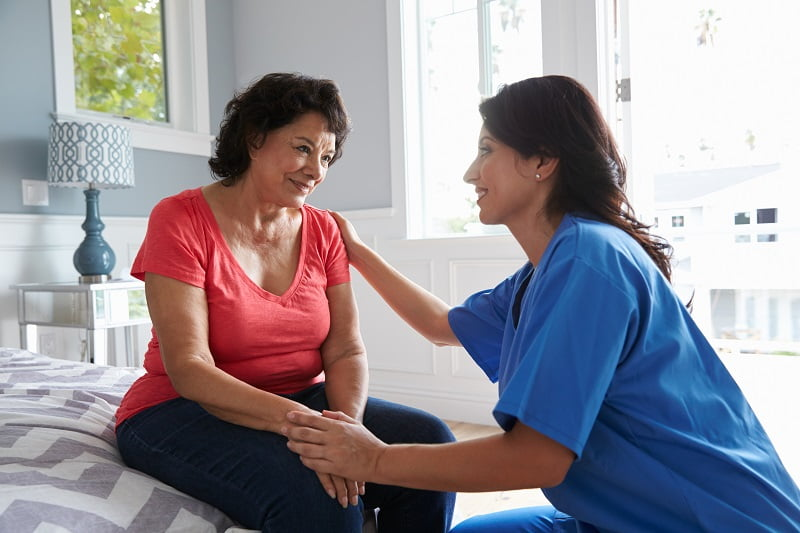 What Home Nursing Care bd Means?